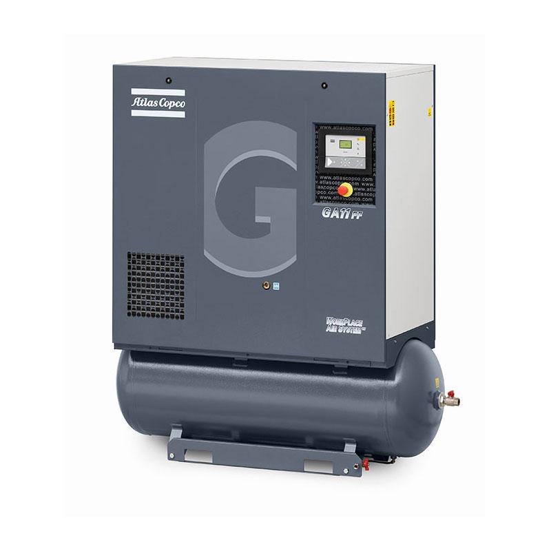 Vijčani vazdušni kompresori